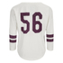 Superdry Women's Varsity College Baseball Top - Vintage White: Image 2
