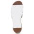 UGG Women's Zina Gladiator Sandals - Gray Gold: Image 5