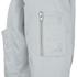BLK DNM Men's Nylon Bomber Jacket - Sage: Image 3