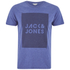 Jack & Jones Men's Core Take T-Shirt - Surf The Web: Image 1