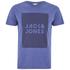 Jack & Jones Men's Core Take T-Shirt - Surf The Web: Image 1