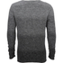 Jack & Jones Men's Originals Basket Knit Jumper - Grey Melange: Image 2