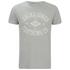 Jack & Jones Men's Originals Diamond T-Shirt - Light Grey Marl: Image 1