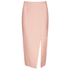 C/MEO COLLECTIVE Women's Perfect Lie Pencil Skirt - Pink: Image 1