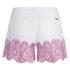MICHAEL MICHAEL KORS Women's Embroidered Mini Shorts - White: Image 2
