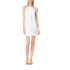 MICHAEL MICHAEL KORS Women's Chain Neck Dress - White: Image 2