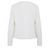 MICHAEL MICHAEL KORS Women's Minimal Besom Jacket - White: Image 2