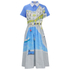 Paul & Joe Sister Women's Parasol Dress - Blue: Image 1
