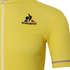 Le Coq Sportif Performance Merino Short Sleeve Jersey - Yellow: Image 3