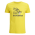 Le Coq Sportif Tour de France N1 T-Shirt - Yellow: Image 1