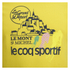 Le Coq Sportif Tour de France N1 T-Shirt - Yellow: Image 3