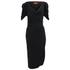 Vivienne Westwood Red Label Women's Animal Amber Evening Dress - Black: Image 1