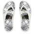 Vivienne Westwood MAN Men's Enamelled Orb Flip Flops - Pure White: Image 1
