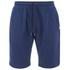 Derek Rose Devon 1 Men's Sweat Shorts - Navy: Image 1