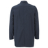 Folk Men's Mid Length Buttoned Jacket - Navy: Image 2