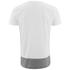 Folk Men's Colour Block T-Shirt - White/Grey: Image 2