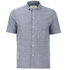 Folk Men's New Piano Short Sleeved Shirt - Tile Check: Image 1