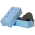 LEGO Storage Brick 8 - Light Blue: Image 2