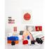 LEGO Storage Brick 4 - Black: Image 3