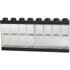 LEGO Mini Figure Display (16 Minifigures) - Black: Image 1