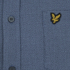 Lyle & Scott Men's Mouline Oxford Shirt - Navy: Image 3