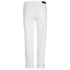Karl Lagerfeld Women's Distressed Boyfriend Denim Jeans - White: Image 2