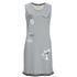 Karl Lagerfeld Women's Tropical Karl Jumper Dress - Grey: Image 1