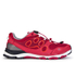 Jack Wolfskin Women's Trail Excite Walking Shoes - Azalea Red: Image 1