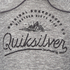Quiksilver Men's Road Tripper Hoody - Dark Shadow: Image 3