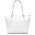MICHAEL MICHAEL KORS Women's East West Tote Bag - Optic White: Image 3