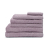 Highams 100% Egyptian Cotton 6 Piece Towel Bale (550gsm) - Heather: Image 1