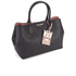 Karl Lagerfeld Women's Small K/Shopper Saffiano Bag - Black: Image 2