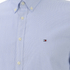 Tommy Hilfiger Men's Two Tone Dobby Shirt - Shirt Blue: Image 3