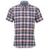 Tommy Hilfiger Men's French Check Short Sleeve Shirt - Dutch Navy: Image 1