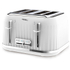 Breville VTT470 Impressions Collection Toaster - White: Image 1