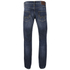 Edwin Men's ED55 Relaxed Tapered Denim Jeans - Breeze Used: Image 2