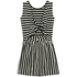 Maison Kitsuné Women's Marin Bali Dress - Black/White: Image 2