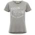 Maison Kitsuné Women's Palais Royal T-Shirt - Grey Melange: Image 1