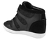 MICHAEL MICHAEL KORS Women's Astrid High Top Trainers - Black: Image 4