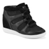 MICHAEL MICHAEL KORS Women's Astrid High Top Trainers - Black: Image 2