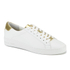 MICHAEL MICHAEL KORS Women's Irving Lace Up Trainers - White: Image 2