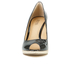 MICHAEL MICHAEL KORS Women's Keegan Wedge Court Shoes - Black: Image 4
