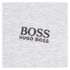 BOSS Hugo Boss Men's Small Logo T-Shirt - Grey: Image 3