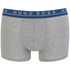 BOSS Hugo Boss Men's 3 Pack Boxer Shorts - Grey: Image 2
