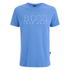 BOSS Hugo Boss Men's Large Logo T-Shirt - Blue: Image 1