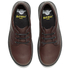 Dr. Martens Men's Andre Shoes - Dark Brown Grizzly: Image 2