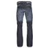 Crosshatch Men's New Embossed Techno Straight Fit Jeans - Dark Wash: Image 2