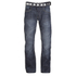 Crosshatch Men's New Baltimore Denim Jeans - Dark Wash: Image 1