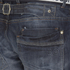 Crosshatch Men's New Baltimore Denim Jeans - Dark Wash: Image 4