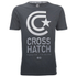 Crosshatch Men's Carinae T-Shirt - Magnet: Image 1